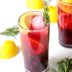 Circleware Mojito Sling Glass Cocktail Drinking Glasses