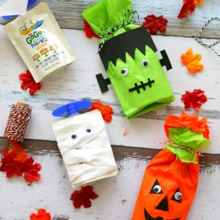 No-Candy Halloween Treat Idea for Trick Or Treaters