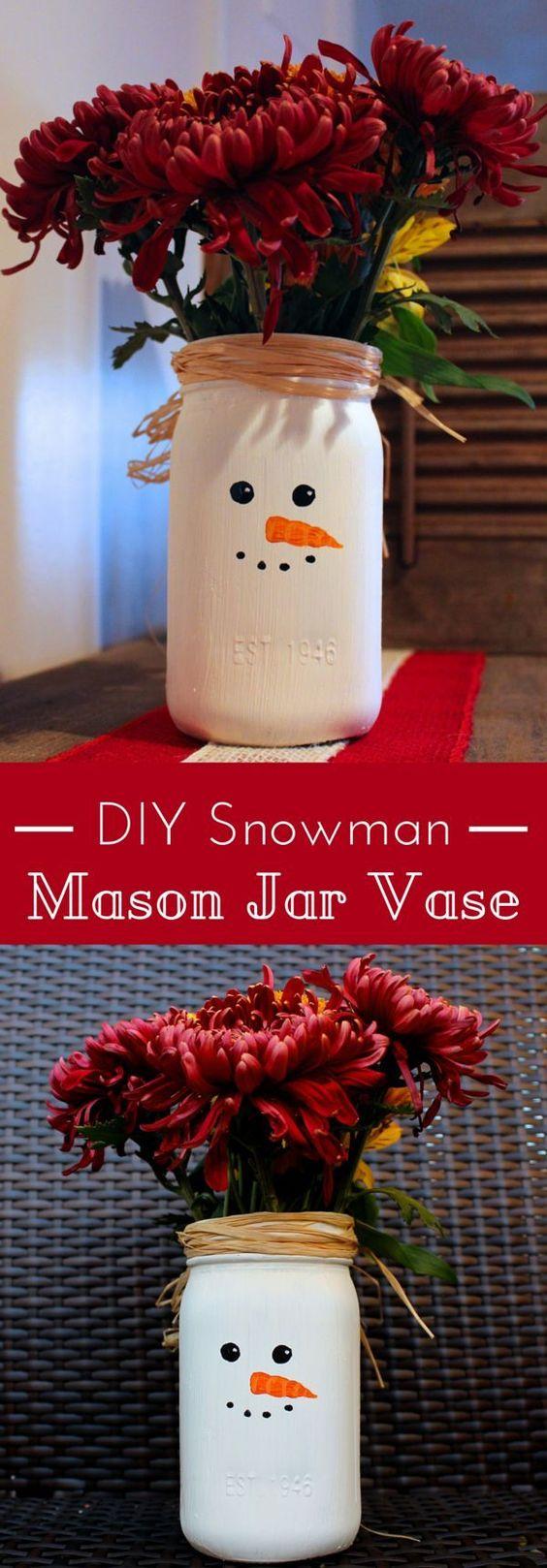 15 Mason Jar Crafts you can do today!