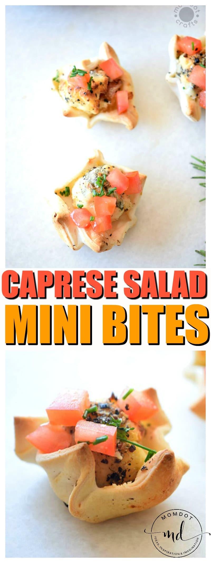 caprese salad easy