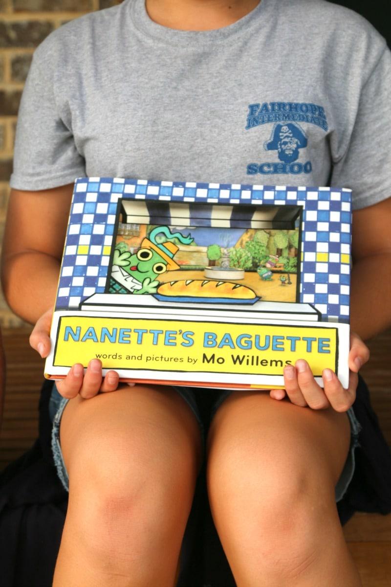 Nanette's Baguette Book Review