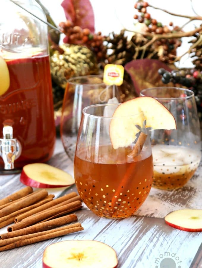 Autumn Apple Tea Recipe: Taste the Season