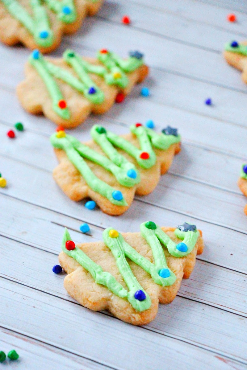 Christmas Sugar Cookies Recipe
