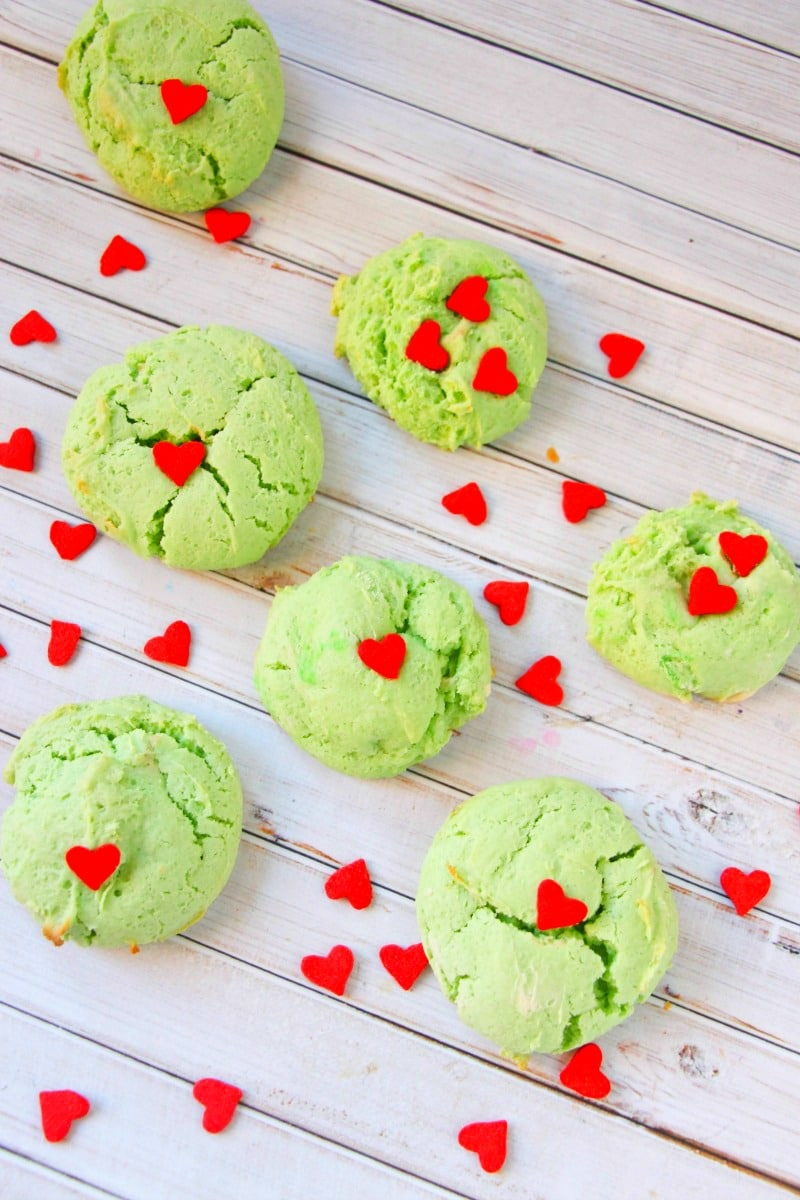 Grinch Christmas Cookie Recipe