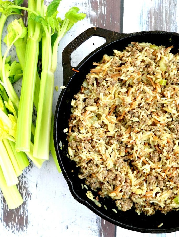 Sausage Stuffing Thanksgiving Recipe