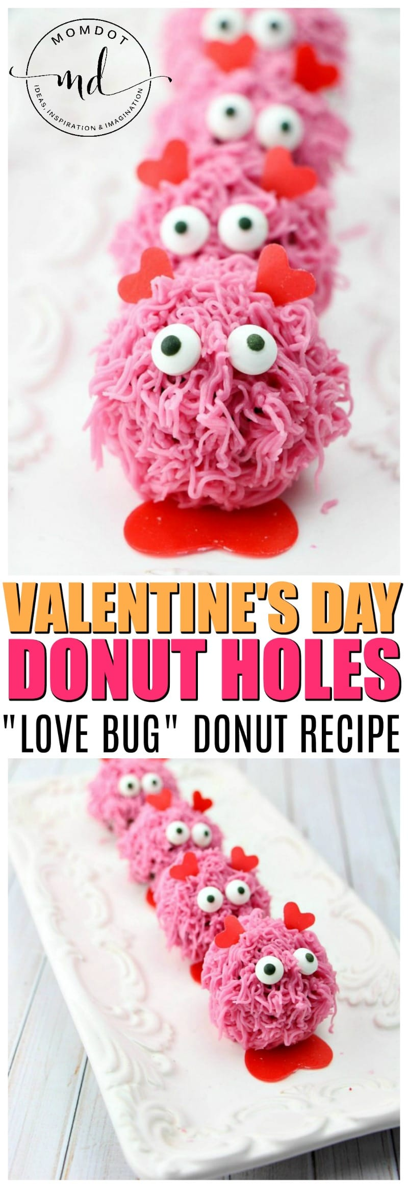 DONUT HOLE RECIPE