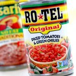RO*TEL Original Diced Tomatoes and Green Chilies