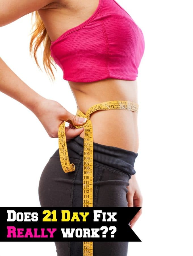 Does 21 day Fix Diet really work? LEARN about the workouts, diet and find out if its effective
