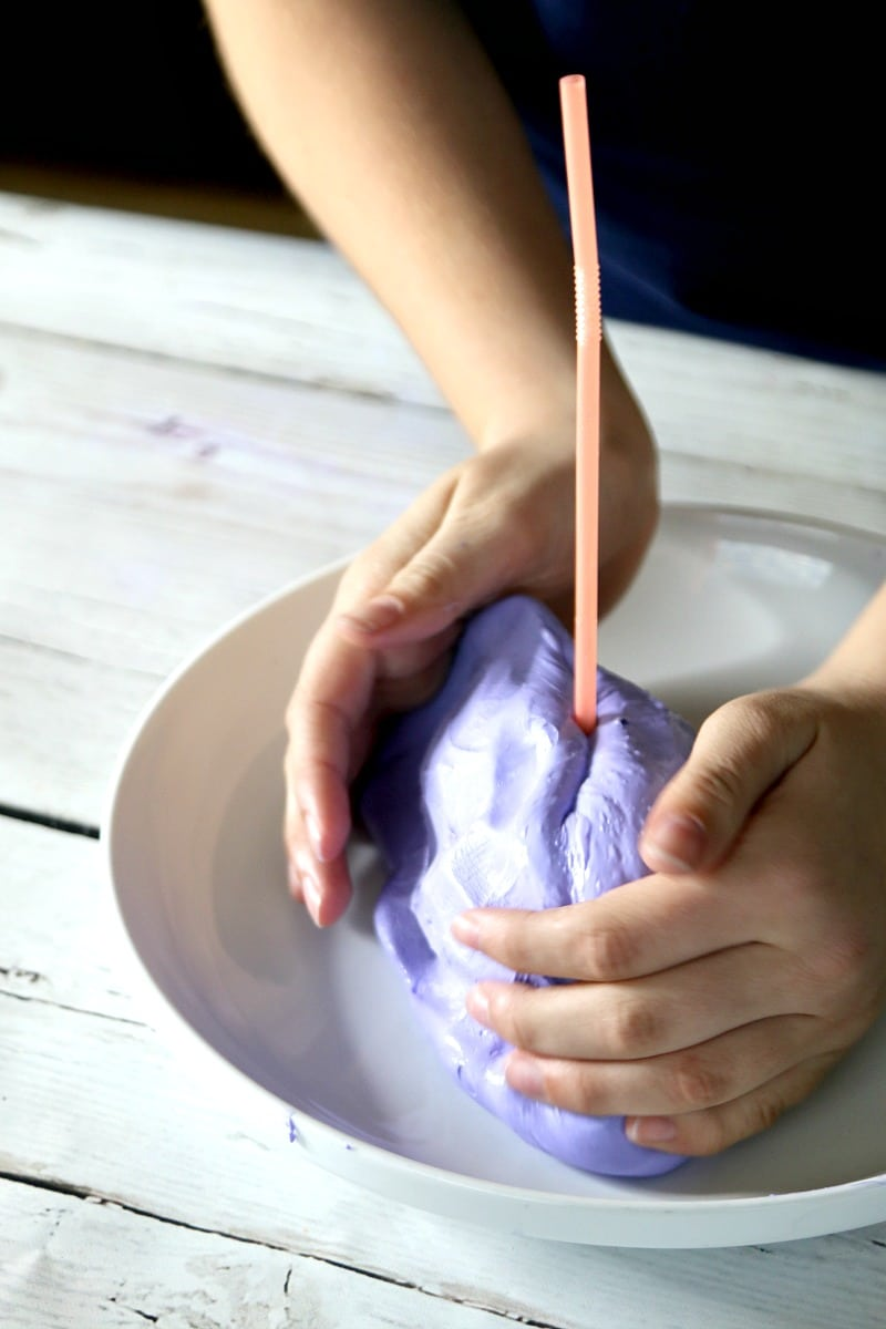 Make Slime Bubbles: Recipe for perfect slime and how to make HUGE Slime Bubbles