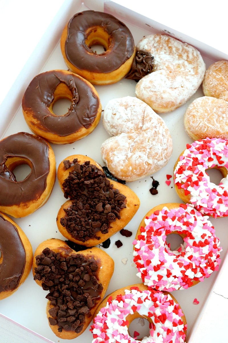 Dunkin Donuts Valentines Day Flavors Are Here