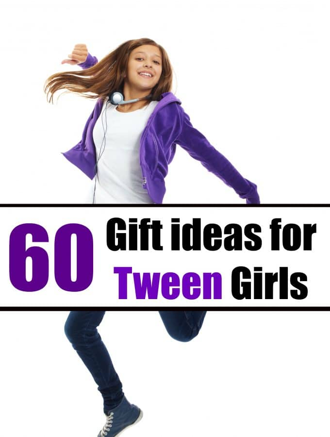 Gift Ideas for Tween Girls - Over 60 gift ideas to make shopping for your tween a snap