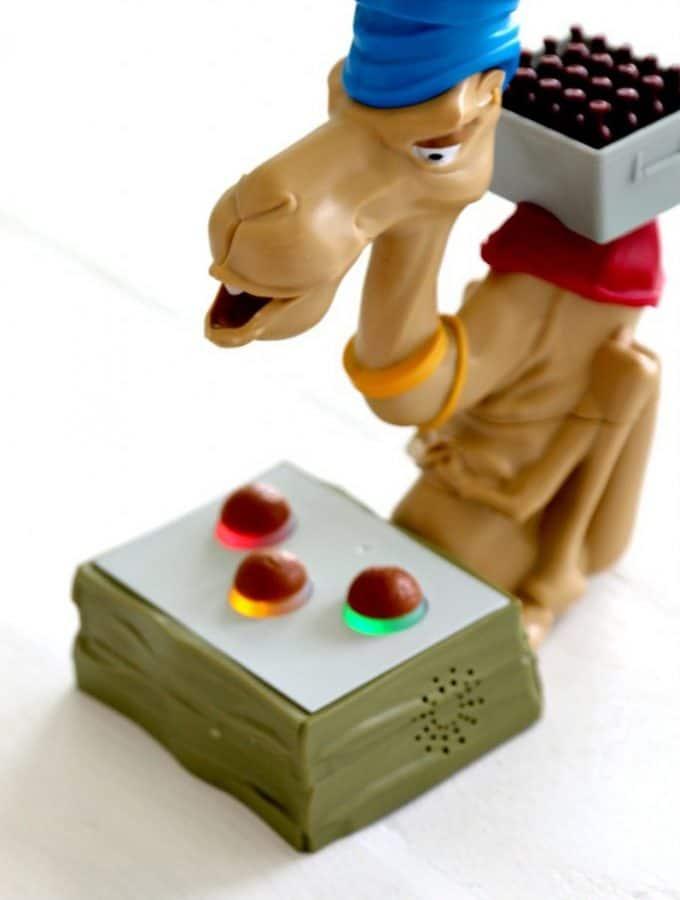 Spitting Camel Game