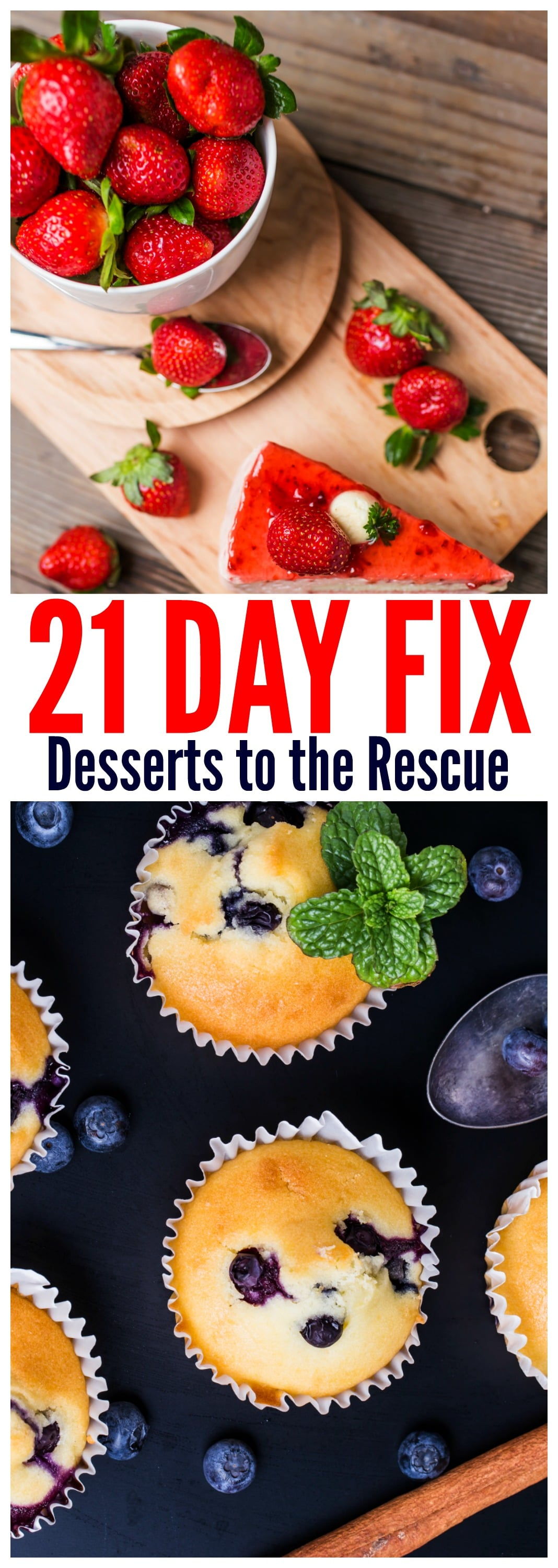 21 DAY Fix Friendly desserts to the rescue