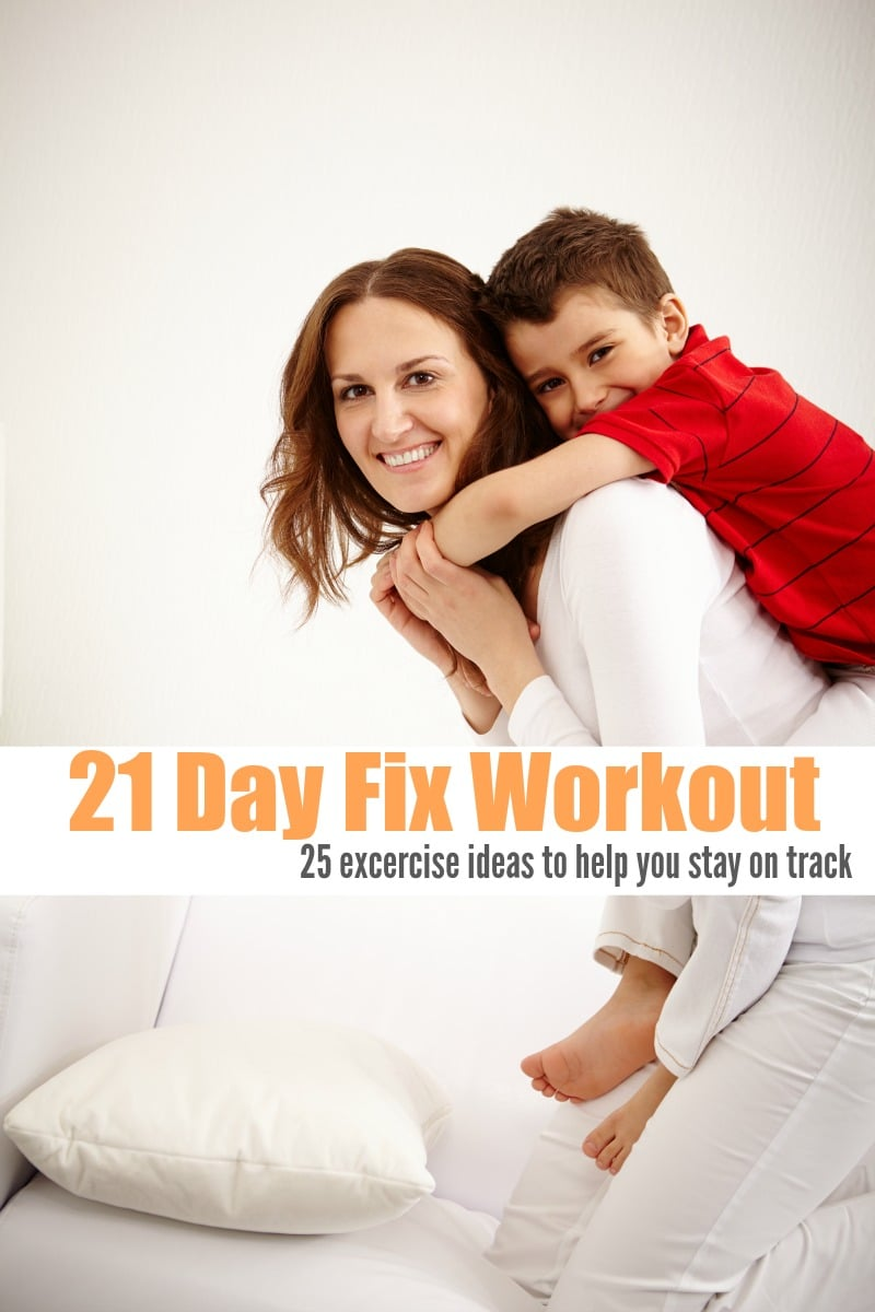 The Fix Challenge: Introductory Workout to 21 Day Fix Extreme