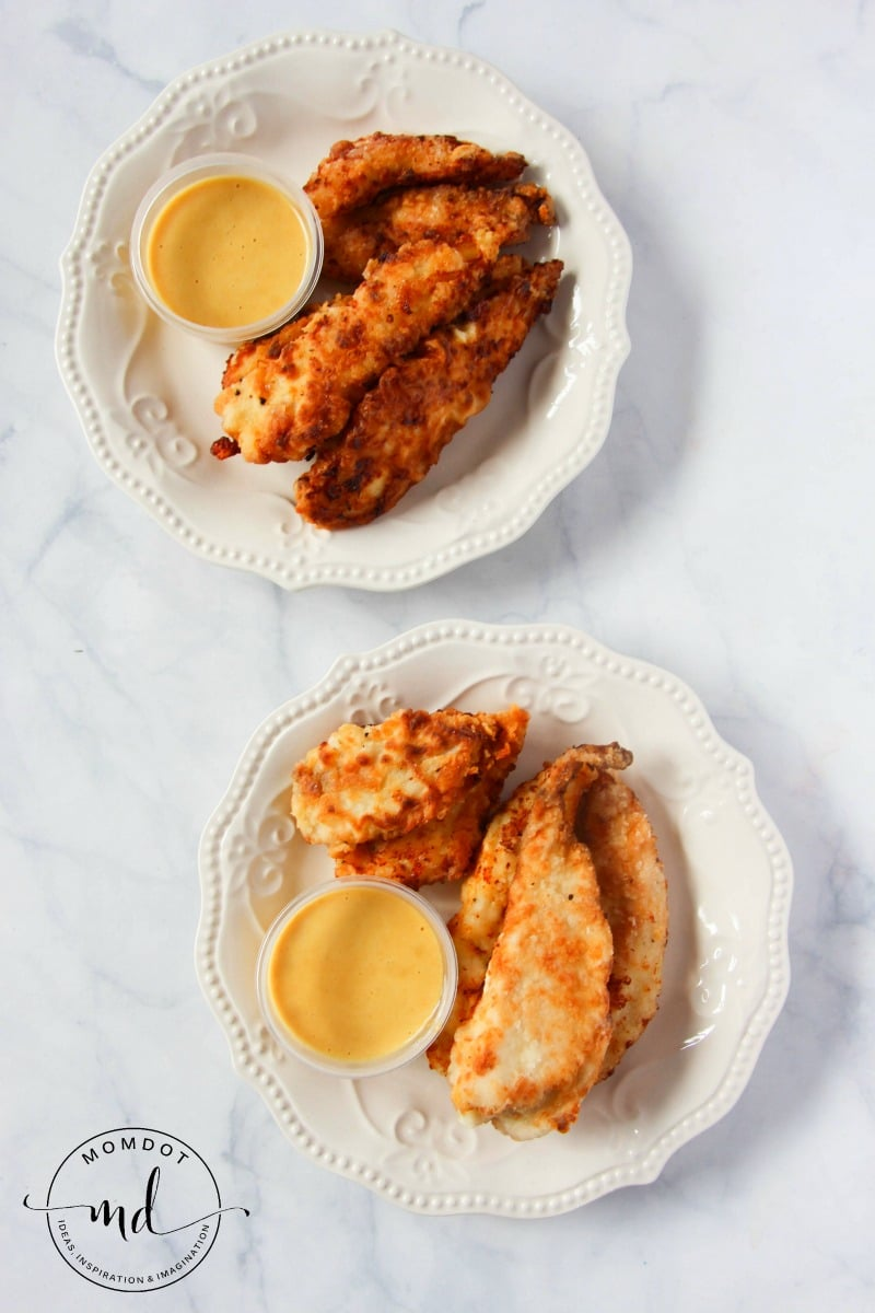 Copycat Chick-Fil-A Chicken Strips (Also make nuggets) - DELICIOUS and PERFECT. Tastes even better at home