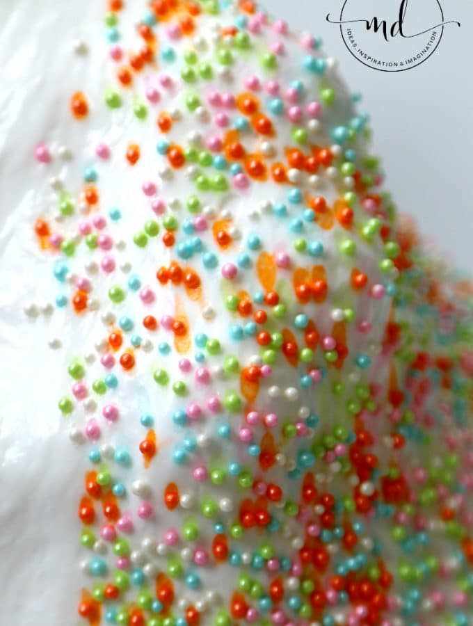 Sprinkle Slime Recipe