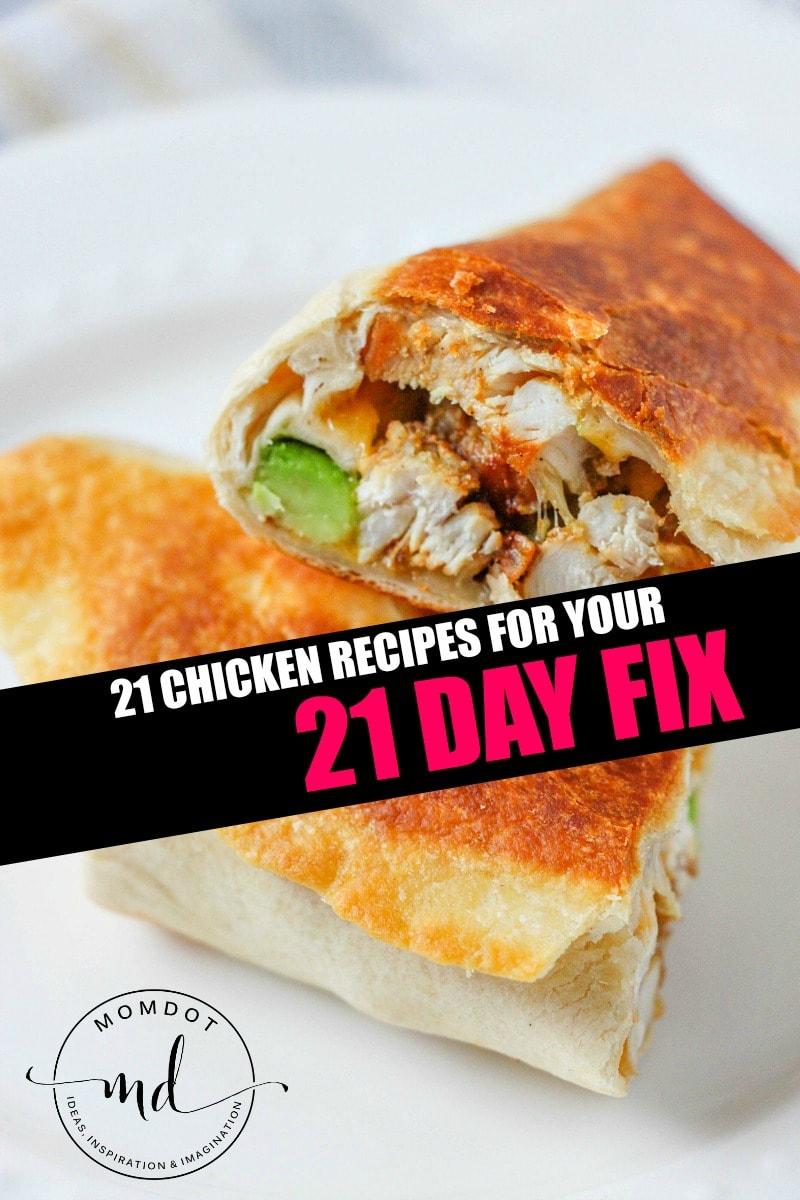 21 Day Fix Suomeksi