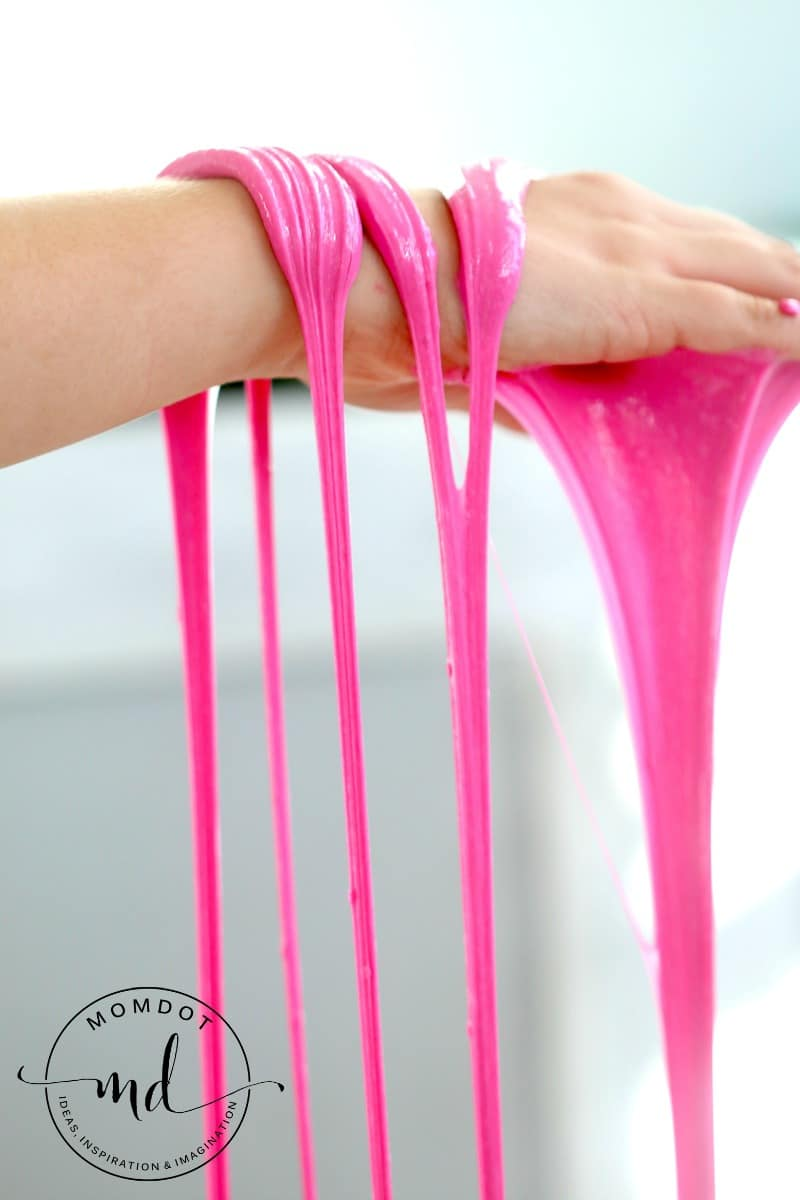 Slime Recipe: Easy No Borax Slime Recipe that is perfect every time