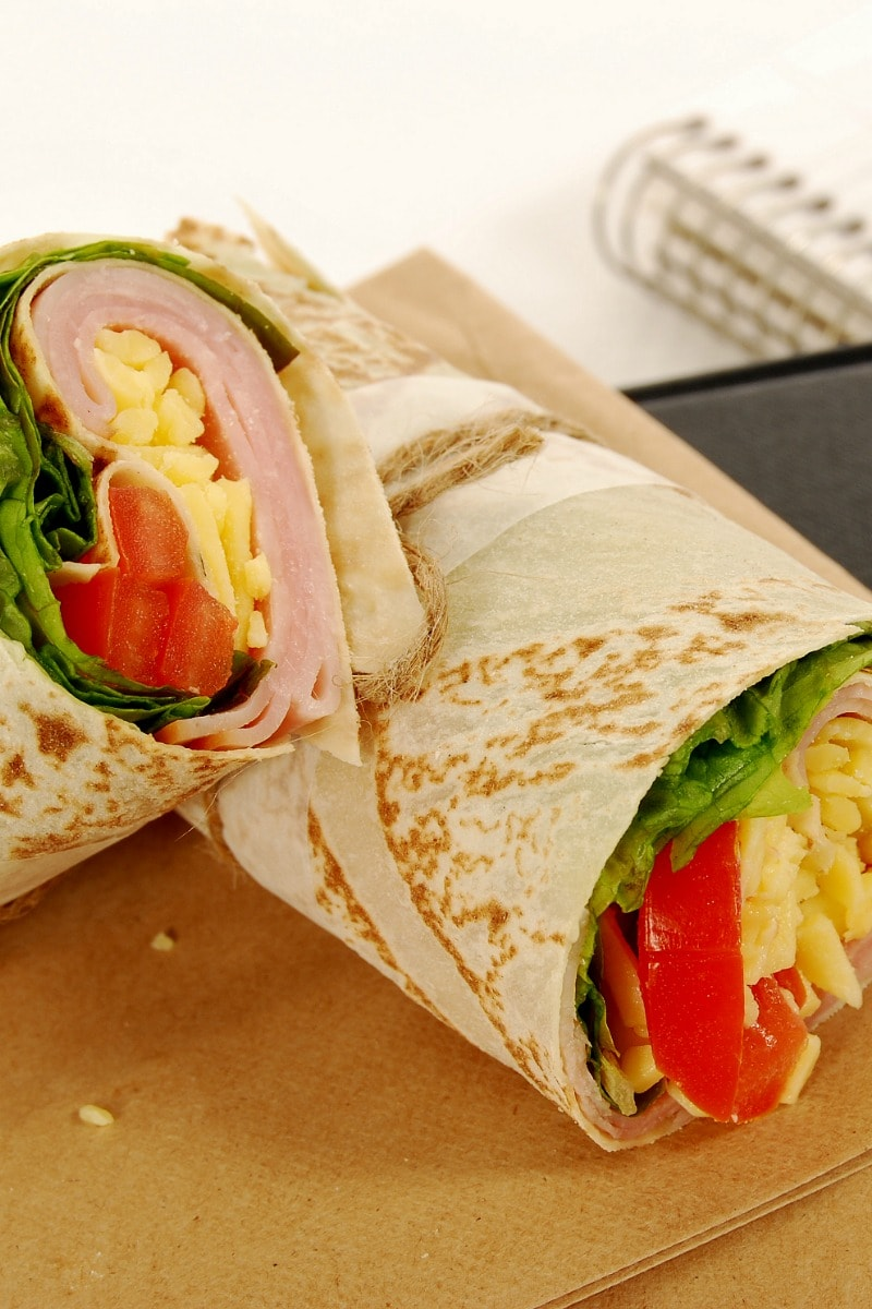 21 Day Fix Sandwiches And Wraps To Add To The Menu