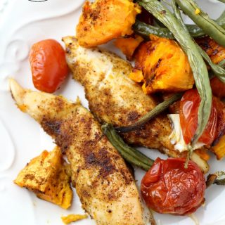 heet Pan Chicken & Veg Recipe, use one pan or one dish to create a family dinner everyone will love