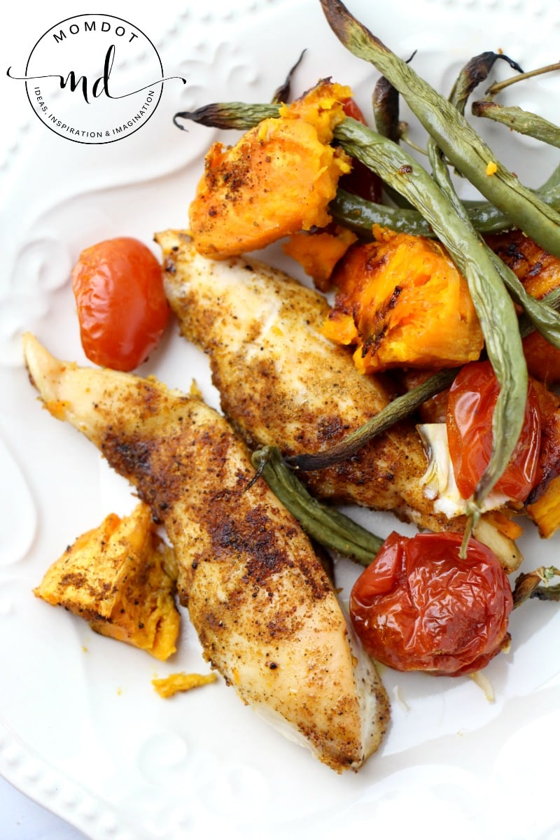 Sheet Pan Chicken