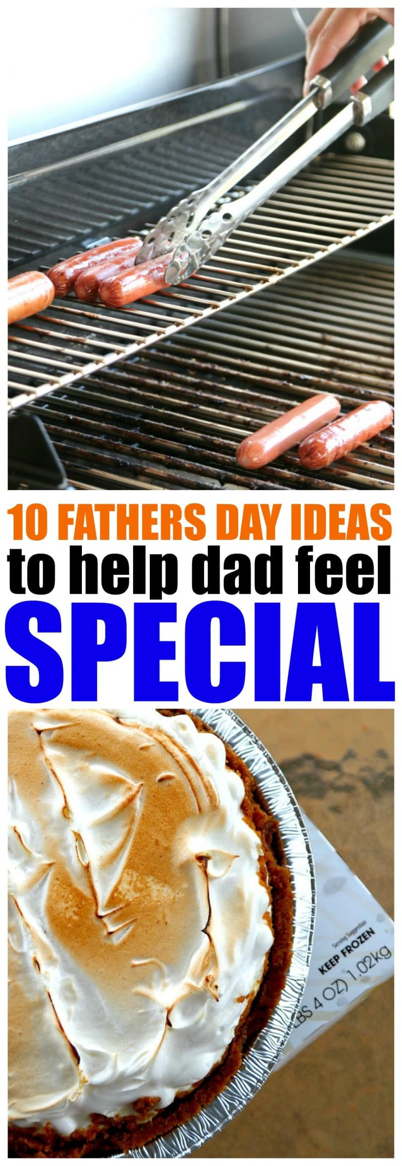 10 Fathers Day Ideas to Help Dad Feel special this fathers day -