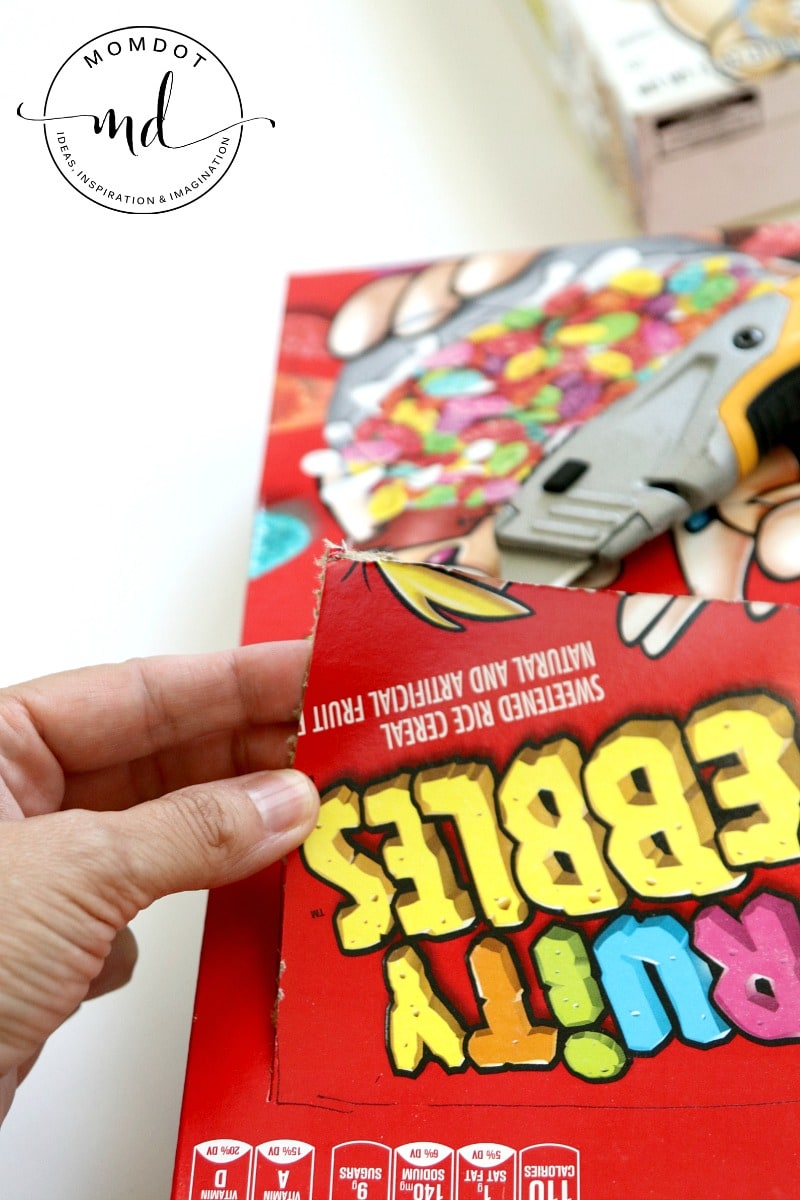 Make Your Own Movie Theater Snack Box Momdot