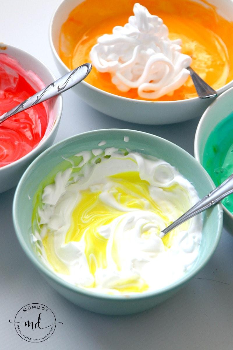 Rainbow FLUFFY SLIME recipe, Create AMAZING RAINBOW FLUFFY SLIME with this Tutorial