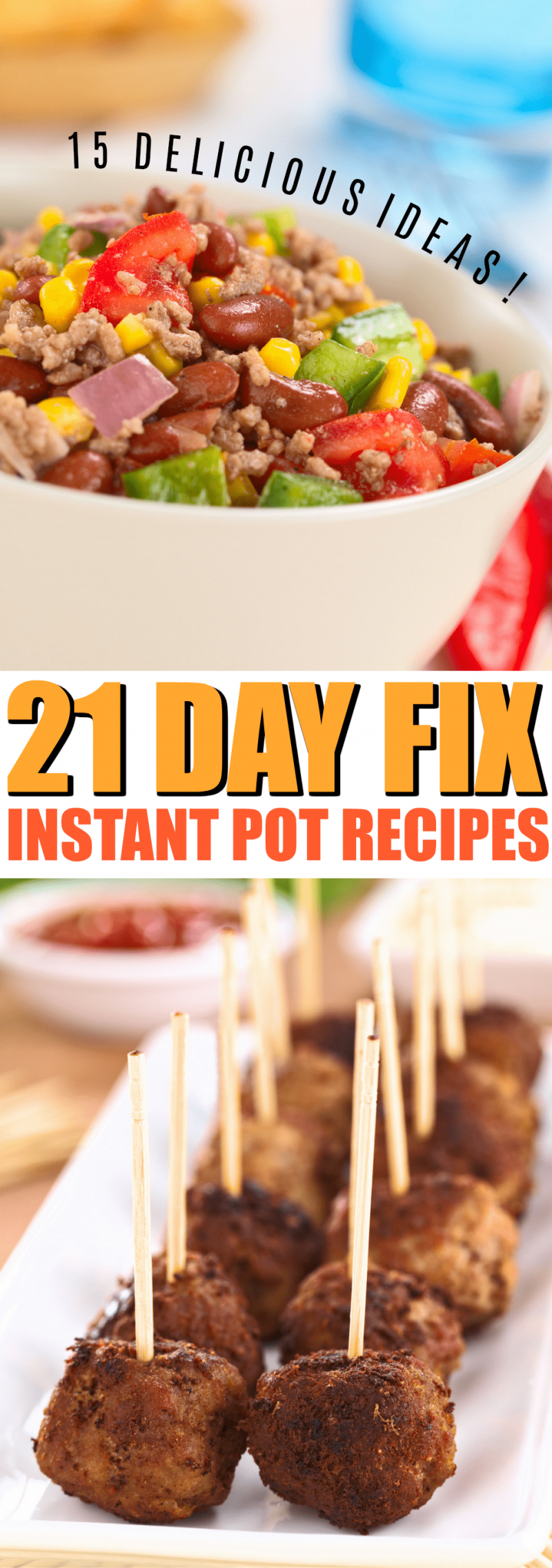21 Day Fix Instant Pot Recipes