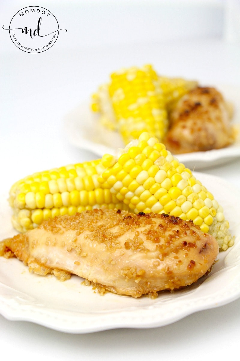 Garlic Brown Sugar Chicken Recipe