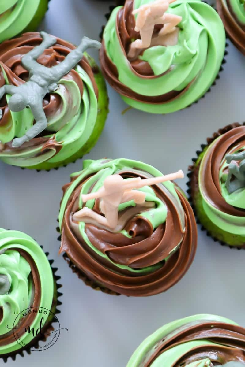 Call Of Duty Cupcakes And Birthday Party Ideas