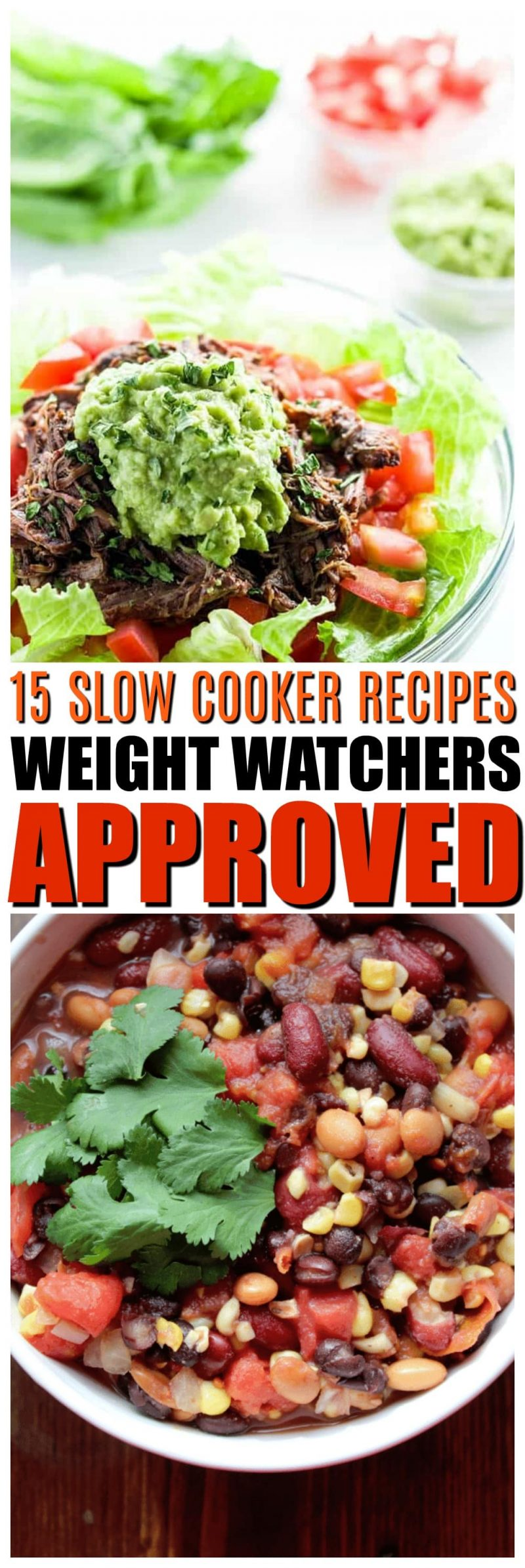 15 Weight Watcher Approved Slow Cooker Recipes