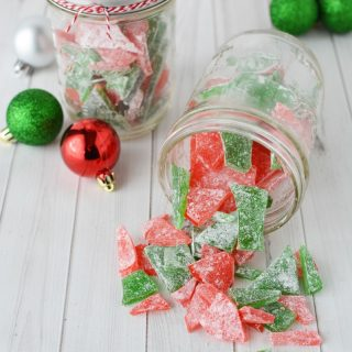 Cinnamon Rock Candy Recipe | Christmas Rock Candy| How to make Rock Candy