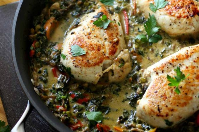 21 Day Fix Dinners in 30 Minutes or Less