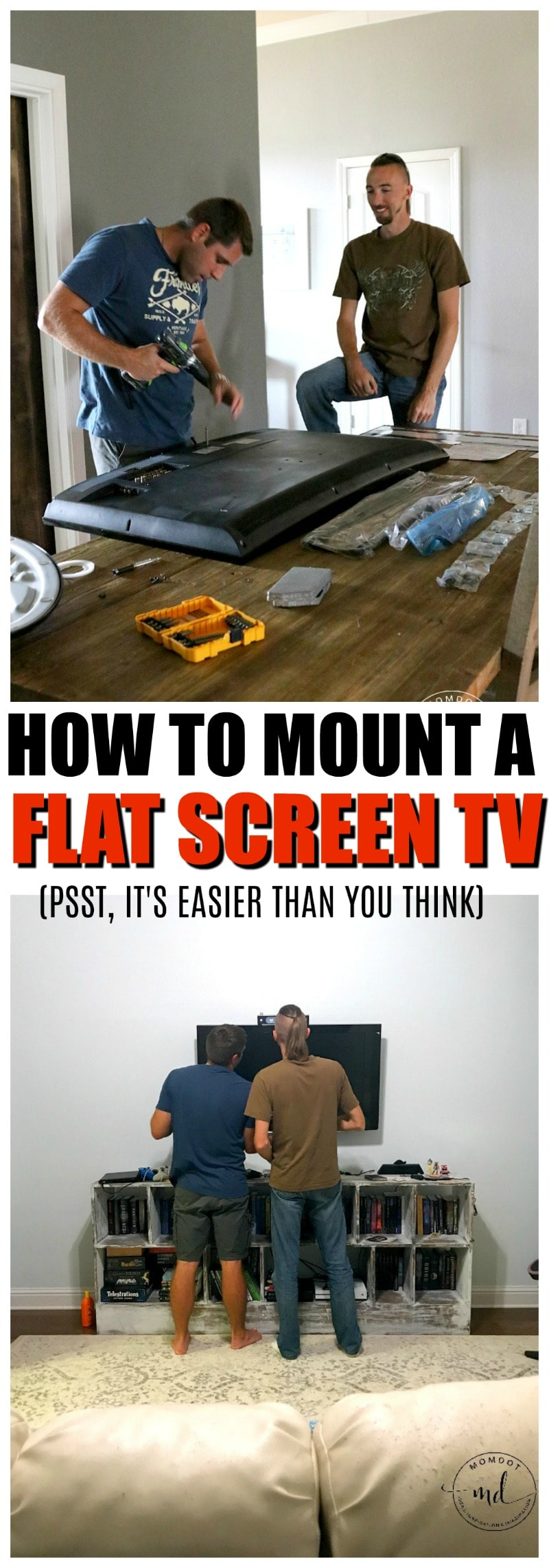 How to Mount a Flat Screen TV to the Wall | Mounting Equipment for Any TV | Tutorial