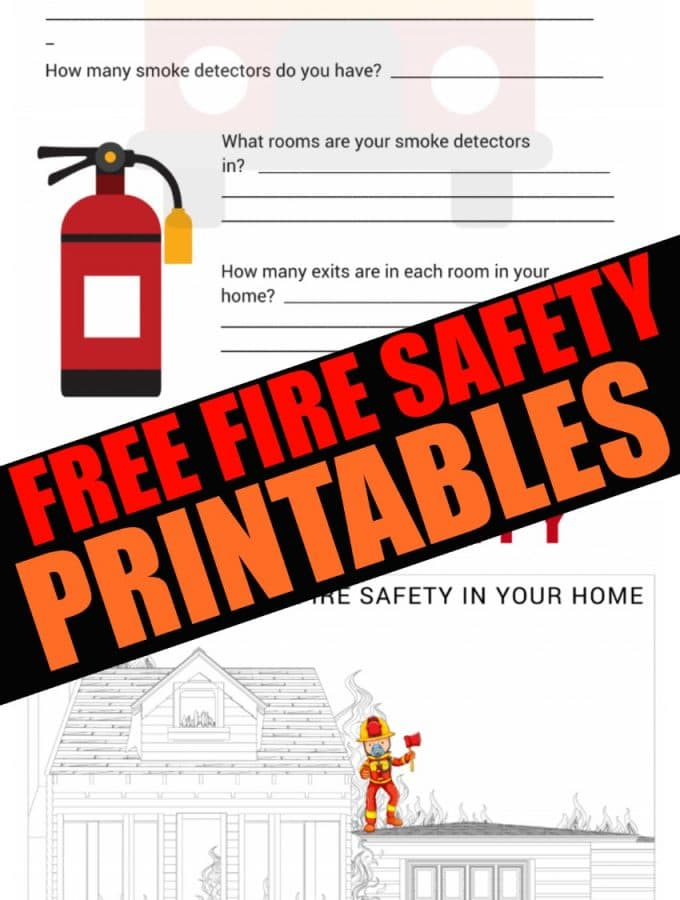 Making a Fire Safety Plan: Tools, Tips, and Tricks
