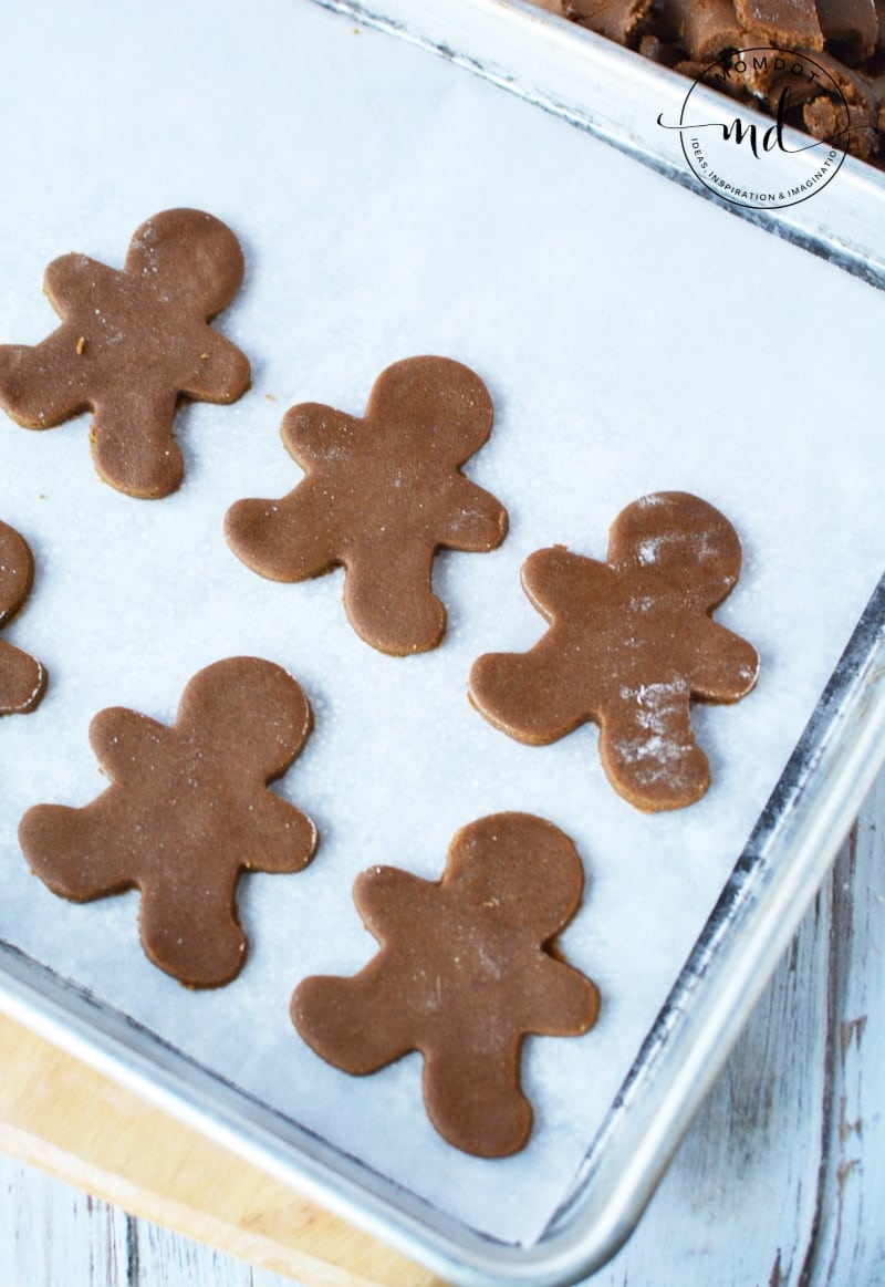 Easy Gingerbread Cookie Recipe | How to make Gingerbread Men Cookies #christmas