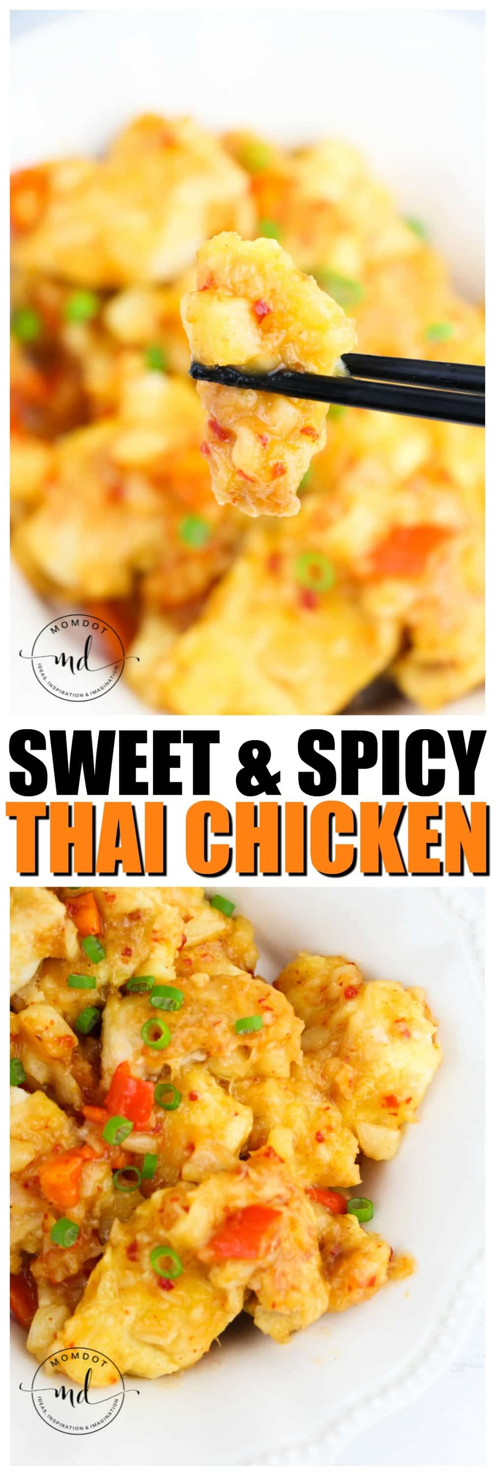 Sweet Thai Chicken Recipe | Chicken Recipe | Spicy Thai Chili Chicken recipe