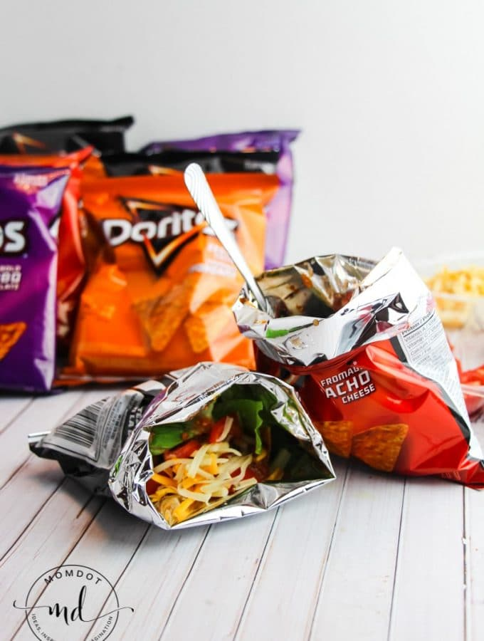 Walking Tacos Recipe