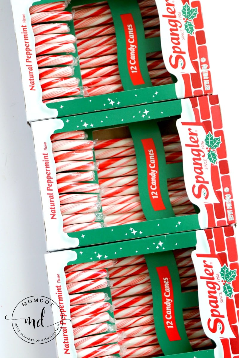 Christmas Crafts Out Of Candy Canes