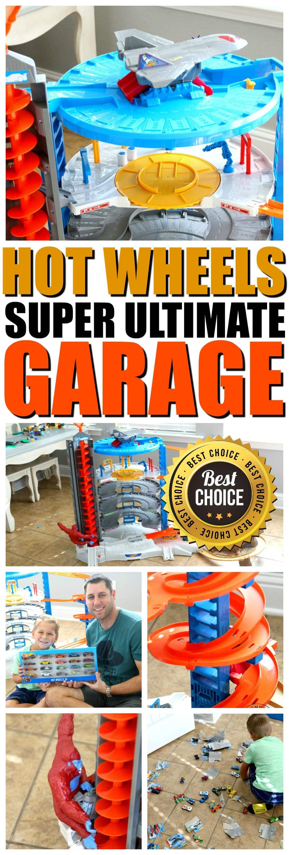 Hot Wheels Super Ultimate Garage Review 2017 | Top toy for Kids and Parents play time | Hot Wheels Car Packs  | Video
