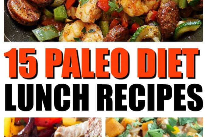 Paleo Diet Lunch Ideas and Recipes to help beginners get started, salads, wraps, mexican and more all paleo approved