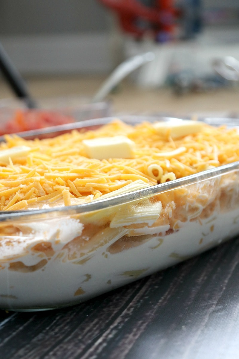 Baked Macaroni And Cheese Recipe Homemade And Southern
