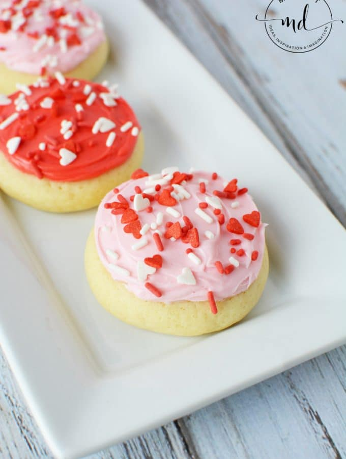 Lofthouse Cookies Recipe for Sweet Valentine's Day Cookies