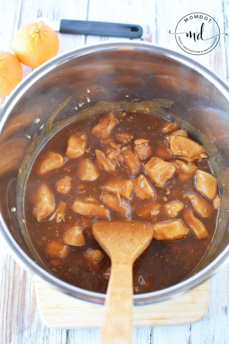 instant pot sauce