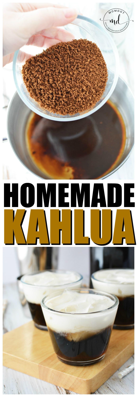 kahlua recipe