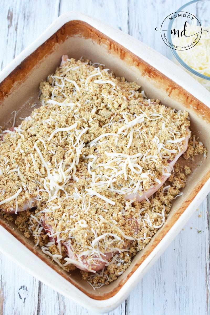 baking pork