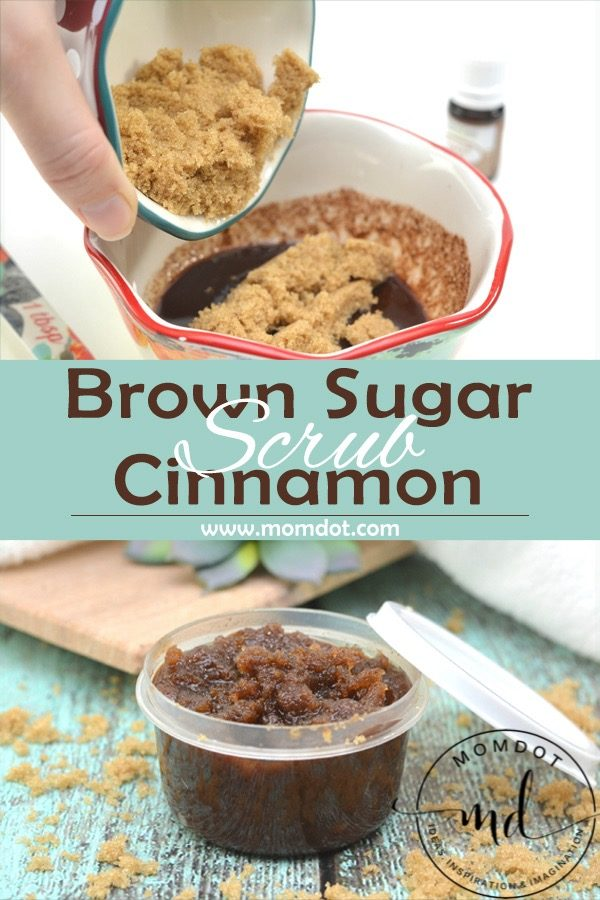 Brown Sugar and Cinnamon Lip Scrub: Heal Your Winter Damaged Lips
