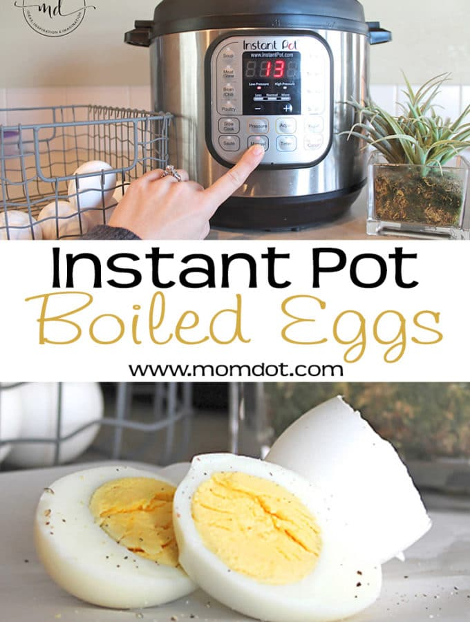 How to Make Instant Pot Hard Boiled Eggs: A Step By Step Guide