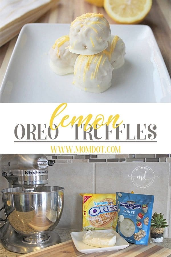 Lemon Oreo Truffles: Delicious and Easy to Make!